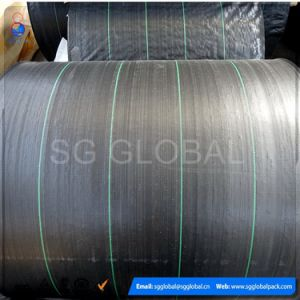 Geotextile PP Woven Weed Control Mat pictures & photos