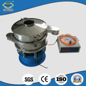 Round Micro Powder Machine Ultrasonic Vibrating Screen pictures & photos