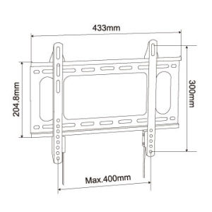 "TV Wall Mount for 23-37"" LED, LCD Tvs pictures & photos"