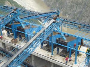 Good Quality Conveyor Belt in Mongolia pictures & photos