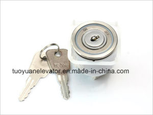 Push Button Power Lock for Elevator Parts (TY-PB04 Power Lock) pictures & photos
