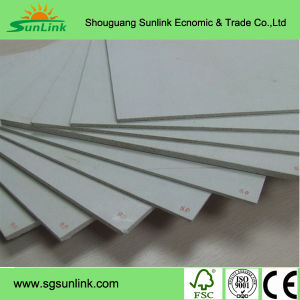Embossed Melamined MDF, Melamine Faced MDF pictures & photos