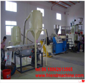 Waste PE PP PVC Recycling Pelletizing Machines pictures & photos