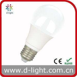 Aluminum Plastic PS60 7W CE RoHS Nature White LED Bulb
