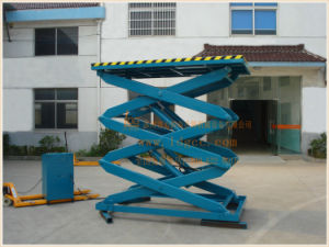 Warehouse Material Handling Equipment (SJG0.5-5) pictures & photos