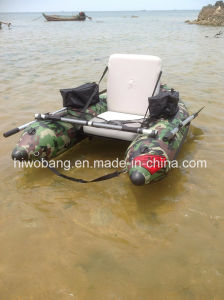 Camou Color Individual Inflatable Belly Boat Fly Fishing Boat pictures & photos