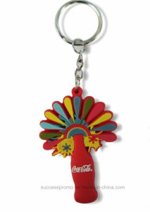 OEM Order Soft PVC Keychain with Customized Design pictures & photos