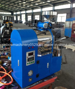 Coffee Beans Roaster with Gas Heating (RB-010)