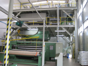 PP Spunbonded Non-Woven Production Line pictures & photos