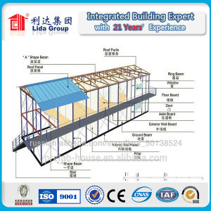 Prefabricated Sandwich Panel Buildings pictures & photos