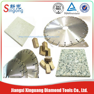 Last Long 400mm Diamond Saw Blade for Granite Cutting pictures & photos