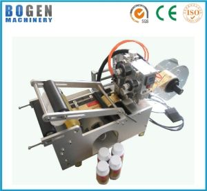 Wholesaler Semi-Automatic Round Bottle Labeling Machine pictures & photos