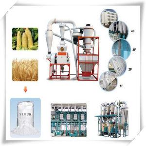 30t Pd Complete Wheat Flour Milling pictures & photos