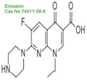 Enoxacin/CAS No. 74011-58-8 pictures & photos