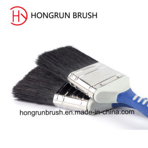 Rubber Plastic Handle Paint Brush (HYP025) pictures & photos