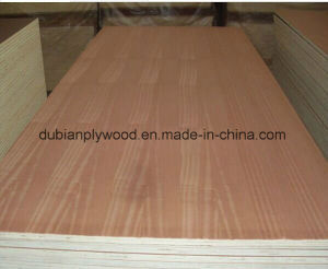 3mm 4mm 5mm Bruma Teak/Red Oak/Ash/ Veneer Fancy Plywood pictures & photos