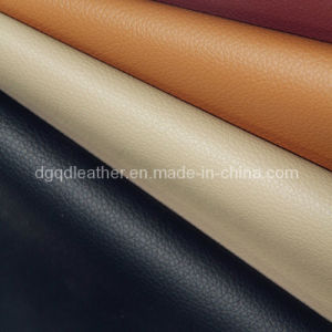 Sofa Furniture PVC Leather (QDL-FV002) pictures & photos
