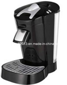 1.0L Black Design High Quality Coffee Pod Machine pictures & photos