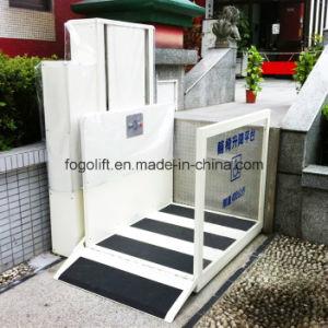 """Portable Vertical Platform Lift - 53"""" pictures & photos"""