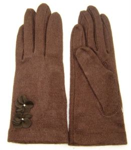 Lady Fashion Wool Gloves (JYG-25055) pictures & photos