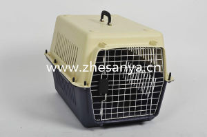 China Pet Product, Dog House, Plastic Travel Pet Cage pictures & photos