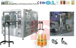Juice Production Line, Small Bottle Juice Bottling Machine pictures & photos