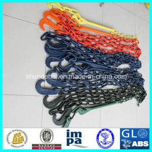 Color Painted G80 Cargo Lashing Chain pictures & photos