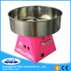 Flower Candy Floss Maker Cotton Candy Machine pictures & photos