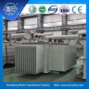 33kv three phase off-Load Power Transformer