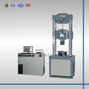 300kn Electro-Hydraulic Servo Universal Testing Machine pictures & photos