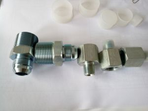 Qingdao Bsp Male Hydraulic Hose Fitting / Adapter (1B) pictures & photos