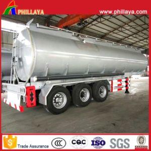 40000liters Steel Tanker Oil Transport Semi-Trailer Fuel Tank Truck Trailer pictures & photos