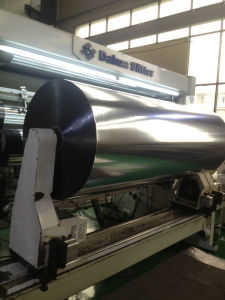 Metalized CPP Polypropylene Film for Printing and Laminating Hubei Dewei pictures & photos