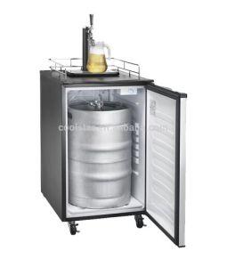 Single Faucet Beer Keg Fridge (ZPJ-170) pictures & photos