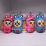 Plastic Keychain Toy for Gift (hot) pictures & photos