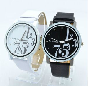 Fashion Promotion Top Brand New Couple Silicone Watch (BZSW019)