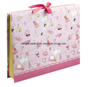Custom 8 Pockets Paper Expanding File Folder pictures & photos