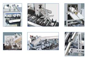 High-Speed Automatic Cartoning Machine