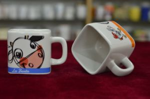 Squared Promotion Mug pictures & photos