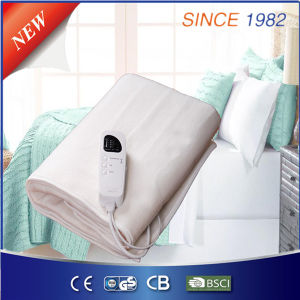 Polyester Electric Massage Table Warmer with Adjusting Timer pictures & photos