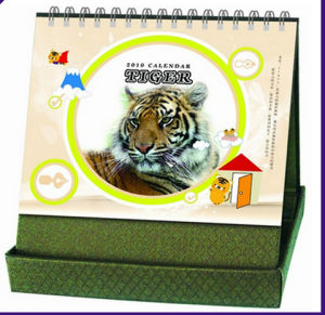 Wall Calendar/Good Quality Calendar/Desk Calendar (QCCL-30)