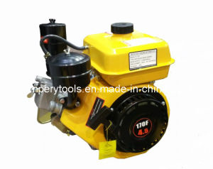 Air-Cooled Diesel Engine Honda Type (EPR170-K)