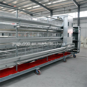 Cheap Automatic H Type Layer Poultry Equipment Chicken Cage for Agriculture Farm Use pictures & photos