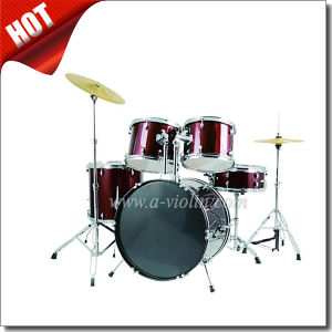 5 PC PVC Cover Jazz Drum Set (DSET-210B) pictures & photos