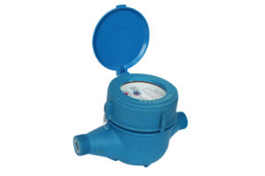 Plastic Nylon Water Meter (LXSG-15E-50E)
