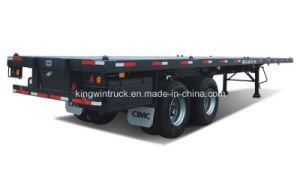 Cimc Brand 40FT Container Semi Trailer pictures & photos
