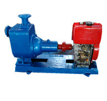 CYZ Series Self-Priming Centrifugal Pump With Diesel Engine pictures & photos
