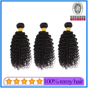 Black Color Kinky Curl Human Hair for Black Women pictures & photos