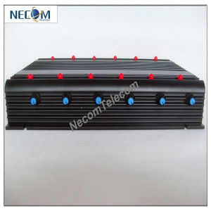 Newest High Power 12 Bands Jammer for All Cellphone, Remote Control, VHF/UHF Radio Jammer/Blocker pictures & photos