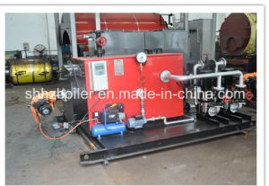 Oil (Gas) Fired Hot Water Boiler pictures & photos